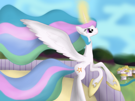 Celestia by IcyWinterBerry