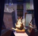 James the cat by FabianCobos