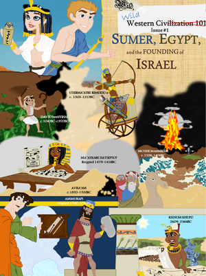 WWWC 1 Ancient Sumer, Egypt, and Israel