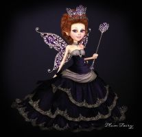 Plum Fairy by Dani3D