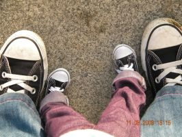 Converse Fans by Gee-Nius