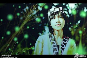 Meandering with Fireflies by Animaidens