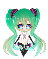 Miku Append by Rawjr