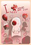 I need Love Too... by BLUESPHINX
