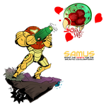 Metroid by drowtales