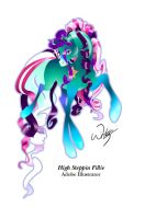 HighStep Fillie by Tamisery