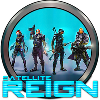 Satellite Reign by POOTERMAN