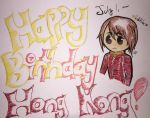 Happy Birthday, Hong Kong! by DuskSHadoe