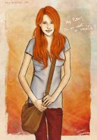 HP - Ginny did grow up by Elwy