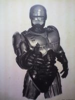 ROBOCOP 2 by ARTISTS99