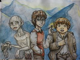 ALL TOGETHER NOW by SkekLa