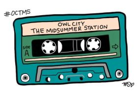 The Midsummer Station Cassette by monicasycamore17