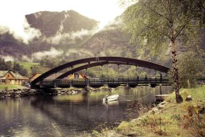 Flam, Norway by mustng67