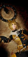 Vocaloid-Mr.Alice-Len and Rin02 by CE-Ciel