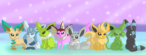 Shiny Collection by pichu90
