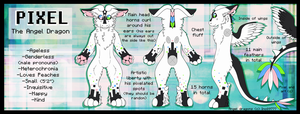 Pixel Reference 2015 by TrelDaWolf