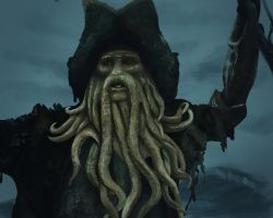 Davy Jones by jennyraepip