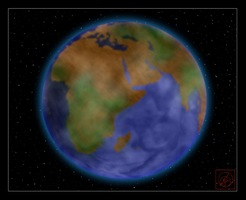 Earth by FightTheAssimilation