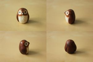 A Miniature Owl [Body Shot] by lonelysouthpaw