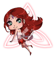 Raffle prize for Flaria by ChibiWing