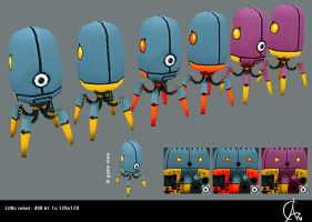 Robot by Arakihc