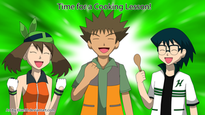 PKMN V - Cooking Time by Blue90