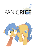Panic Rice by FiddleArts