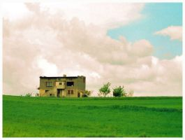 rural architecture by gacodin