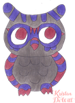 Chibi Owl by LocalAlly