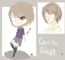 Offer To Adopt [CLOSED] by LaviFreakAdopts