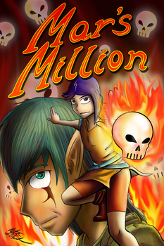 Mar's Million-Cover by Zhdara