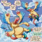 XY Archeops look so chubby by Velink