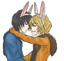 Crenny: bunny ears by KazzieHearts