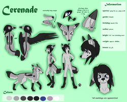 Cerenade Reference 2010 by Yesterlove