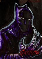 Avengers Sketch Card 2014  83 by FWACATA