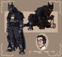 Batman - Supernatural Victorian Era by MatheusBOliveira