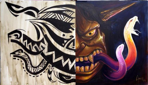 Pintura by ZOOMZOOMMM