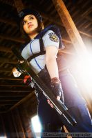 Jill Valentine Cosplay by tombraidervcroft