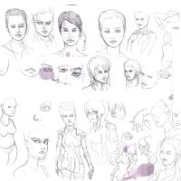 Sketch Dump 2014 3 part 1 by Vimes-DA