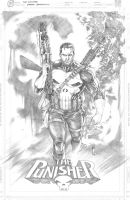 punisher by Thegerjoos
