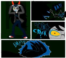 Homestuck troll vs Ancestor pg. 71 by josie900