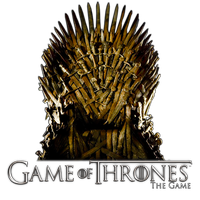 Game Of Thrones The Game Icon by Ni8crawler