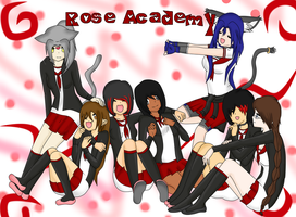 Rose academy :3 by animelove157