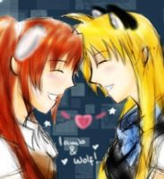 Together ::NanoFate:: by sexyfairy