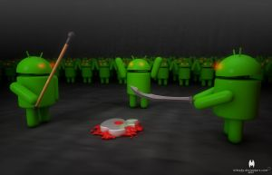 3D Android 7 by almahy