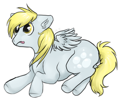 derpy hooves by armyns