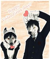 Happy Valentine's Day! by Sidgi