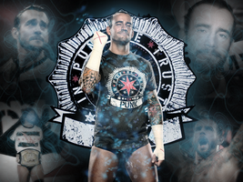 CM Punk by TeamBringIt