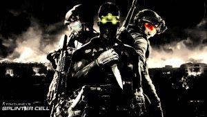 SplinterCell by Bontzy123