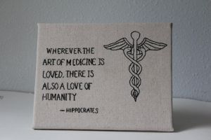 Medical Quote by GeekySqueaky